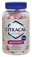 Bayer Healthcare - Citracal Calcium + D3 Gummies