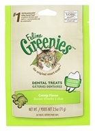 Greenies - Feline Dental Treats Catnip Flavor -