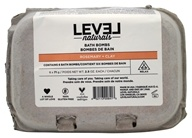 Level Naturals - Bath Bombs Rosemary + Clay
