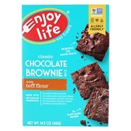 Enjoy Life Foods - Gluten Free Brownie Mix - 14.5 oz.