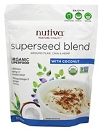 Nutiva - Organic Superseed Blend with Coconut -