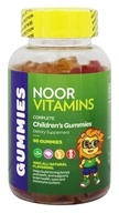 Noor Vitamins - Complete Children's Gummies - 90