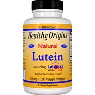 Healthy Origins - Lutein 20 mg. - 180