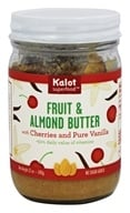Kalot Superfood - Fruit and Almond Butter with