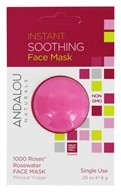Andalou Naturals - Instant Soothing Face Mask 1000