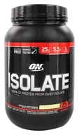 Optimum Nutrition - Isolate Vanilla Softserve - 1.62