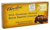 Chocolove - Milk Chocolate Covered Honey Roasted Almonds