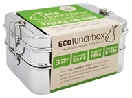ECOlunchbox - Three-in-One Container