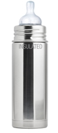 Pura - Insulated Stainless Steel Sippy Bottle with