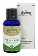 Woolzies - 100% Pure Peppermint Essential Oil -
