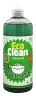 Eco Clean - Natural Dish Soap Apple and
