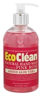 Eco Clean - Natural Hand Soap with Added