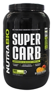NutraBio - Super Carb Orange Mango - 3.7