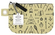 Danica Studio - 100% Cotton Zipper Pouch Adventure