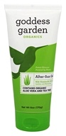 Goddess Garden - After-Sun Gel - 6 oz.