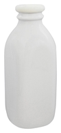 Now Designs - Milk Bottle Large White -