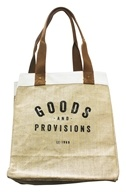 Market Goods and Provisions Tote