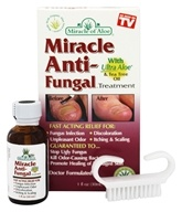 Miracle of Aloe - Miracle Anti-Fungal Treatment -