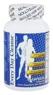 Health Plus - Every Day Cleanse Colon, Liver & Kidney Support 833 mg. - 90 Capsules