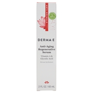 DERMA-E - Anti-Wrinkle Night Serum - 2 oz.
