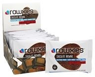 Rawxies - Cookie Chocolate Brownie - 12 Bars