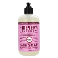 DROPPED: Mrs. Meyer's - Clean Day Liquid Hand Soap Peony - 12.5 oz.