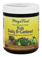 MegaFood - Kids Daily B-Centered - 1.1 oz.