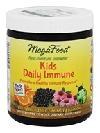 MegaFood - Kids Daily Immune - 2.3 oz.