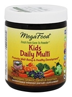 MegaFood - Kids Daily Multi - 1.8 oz.