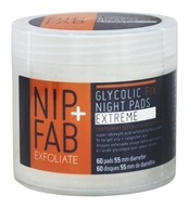 Nip+Fab - Glycolic Fix Night Pads Extreme -