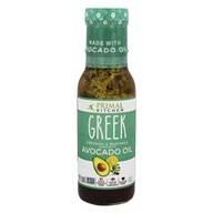 Primal Kitchen - Greek Vinaigrette - 8 oz.