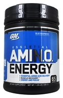 Optimum Nutrition - Essential AmiN.O. Energy Blue Raspberry