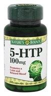 Nature's Bounty - 5-HTP 100 mg. - 60