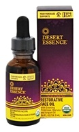 Desert Essence - Restorative Face Oil - 0.96