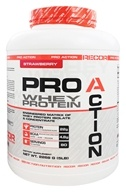 Recor - Pro Action Whey Protein Strawberry -