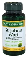 Nature's Bounty - St. John's Wort Standardized Extract
