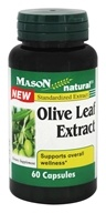 Mason Natural - Olive Leaf Extract - 60