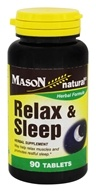 Mason Natural - Relax & Sleep - 90