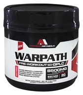 American Metabolix - WarPath Pre-Workout with GPLC Fruit
