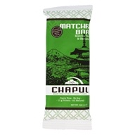 Chapul - Cricket Protein Matcha Bar Matcha Tea,
