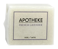 Apotheke - Bar Soap French Lavender - 5