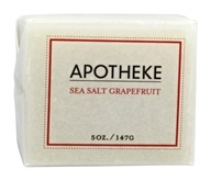 Apotheke - Bar Soap Sea Salt Grapefruit -