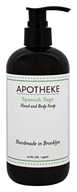 Apotheke - Hand and Body Liquid Soap Spanish
