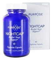 F1rst Nutrition - Purpose Nightcap - 60 Vegetarian