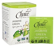 Choice Organic Teas - Gourmet Green Tea Jasmine