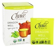 Choice Organic Teas - Gourmet Green Tea Dragon