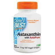 Astaxanthin with AstaPure