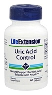 Life Extension - Uric Acid Control - 60