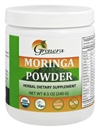 Grenera Nutrients - Organic Moringa Powder - 8.5