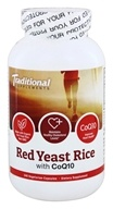Traditional Supplements - Red Yeast Rice with CoQ10